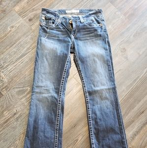 "Women's Big Star ""Sweet Boot"" jeans size 28"